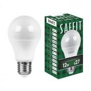 Лампа светодиодная Saffit SBA6012 A60 12W E27 6400K 55009