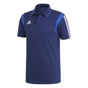 adidas Tiro 19 - Herren Cotton Polo Shirt
