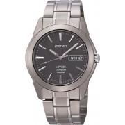 Seiko SGG731P1 Herenhorloge titanium & Saffierglas 39 mm