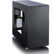 Carcasa Fractal Design Define R5 Black Pearl Window, ATX Mid Tower, fara sursa, Negru