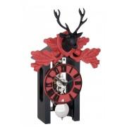 Ceas de perete cu pendul Hermle skeleton 23032-740721