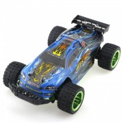 JJRC Q36 2.4G 4WD 1/26 30 + km / h Monster Truck RC Car - Azul