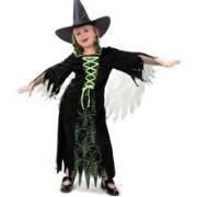 Costum Pentru Serbare Vrajitoare 116 Cm