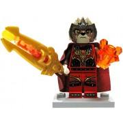 LEGO Legends of Chima Loose Fire Lavertus Minifigure [Loose]