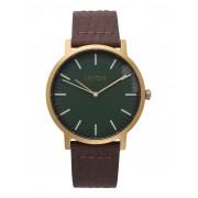 ユニセックス NIXON A1058 PORTER LEATHER PALM 腕時計 ミリタリーグリーン