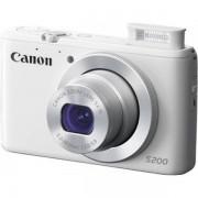 Digitalni fotoaparat beli PowerShot S200 Canon