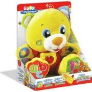 Jucărie moale educativă CLEMENTON LELE (LT + LV + EE), 60171