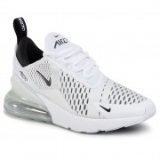 Обувки NIKE - Air Max 270 AH6789 100 White/Black/White