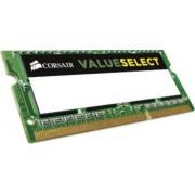 Memorie Laptop Corsair ValueSelect 8GB DDR3 1333MHZ CL9