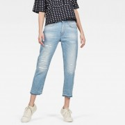 G-Star RAW 3301 Ripped Mid Boyfriend Jeans