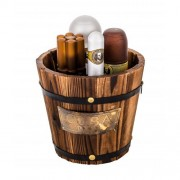 Cuba Gold set cadou Apa de toaleta 100 ml + After Shave 100 ml + Deodorant 200 ml + Apa de toaleta 35 ml pentru bărbați