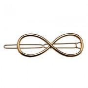 Kaya - Infinity Hairclip Gold