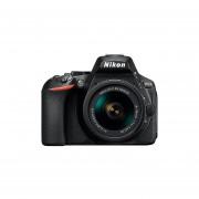 Cámara Reflex Nikon D5600 Con Lente 18-55mm Negro