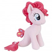 My Little Pony Roze My Little Pony zeepaardje knuffel Pinkie Pie 32 cm