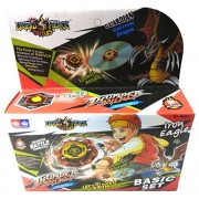 Beyblade Burst Legend of Fierce Battles Basic Top Set High Quality Beys (Character Thunder Wing)