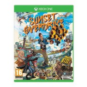 Blue City Sunset Overdrive Xbox One