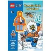 Lego City - Poveste de la Polul Nord 6+