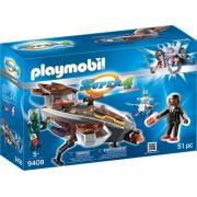 Super 4 - Nava Martienilor Playmobil