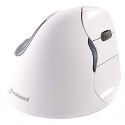 Evoluent Vertical 4 Ratón (Bluetooth, óptico) color blanco