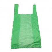 Pungi Biodegradabile Verzi 27x8x50, 500 Buc/Bax - Ambalaje Reciclabile si Ecologice