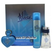 Eden Classic Blase - Set für Damen, Eau de Toilette, Deodorant, Schlüsselring