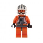 LEGO Star Wars Zev Senesca Rebel Pilot Minifigure