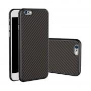 Husa Iphone 6/6S Plus Nillkin Synthetic Carbon Fiber cu placuta pentru suport auto magnetic