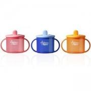 Детска чаша с дръжки Essential First Cup, 190 мл. Tommee Tippee, асортимент, 262265