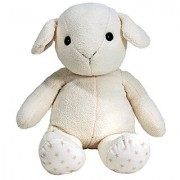 Cloud b Hugginz Plush Sheep Ivory 22