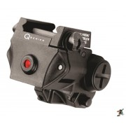 iProtec QSeries Subcompact Pistol Red Laser Light
