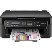Epson Wf2510 Stampante Multifunzione Stampante Fotocopiatrice Scanner Fax Inkjet Wireless Formato A4 - C11cc58302 Epson Workforce Wf-2510wf