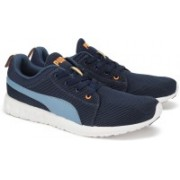 Puma CARSON RUNNER DP Running Shoes For Men(Blue)