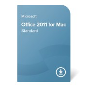 Office 2011 Standard for MAC електронен сертификат