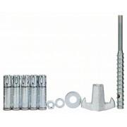 Набор закрепващи елементи за зидария, 6 части, 20 mm, 6 бр./оп., 2607000745, BOSCH