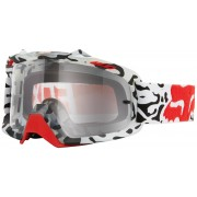 Fox Air Space Cauz Gafas claras Blanco/Rojo