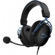 Casti Gaming HyperX Cloud Alpha S 3.5mm Jack Albastru