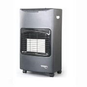 Tesy Газова печка Tesy LD 168 D, 420036, Мощност 4200 W, Черна
