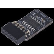 Gigabyte GC-TPM2.0_S Trusted Platform Module for X299-series, Z370-series (Intel) and X399-series, AB350N-Gaming WIFI (AMD) Motherboards