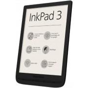 "eBook Reader PocketBook InkPad 3, Ecran Capacitive touchscreen 7.8"", 1Ghz, 8GB, Wi-Fi (Negru)"
