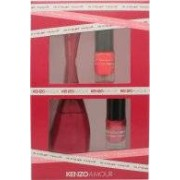 Kenzo Amour Set de regalo 30ml EDT + 2x Esmalte de Uñas