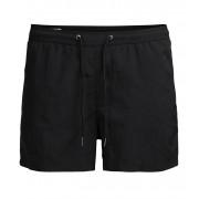 Jack & Jones Sunset Swim Shorts Black Badshorts Herr