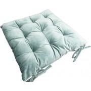 Perna scaun Velvet menta 40x40 cm