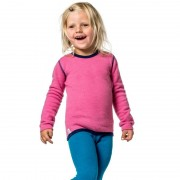 Woolpower Kids Crewneck 200 Rosa