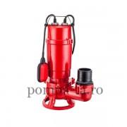 Pompă submersibilă pentru apă murdară, canale sau fose septice IBO WQ 1500 PRO