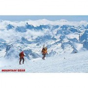 Mountaineering 513 Piece Jigsaw Puzzle by Mountain Gear