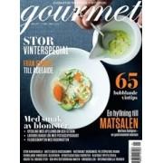 Tidningen Gourmet 5 nummer