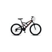 Bicicleta Colli Fulls Gps Aro 26 Dupla Susp. 36 Raios 21 Marchas - 148.11d