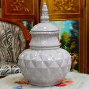Bomboniera eleganta din ceramica
