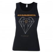 Canotta Da donna carro armato superiore Rammstein - Diamant - RS017