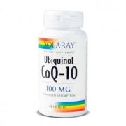 UBIQUINOL COQ-10 100mg 30 Softgels